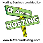 Logo for Q Avenue Hosting