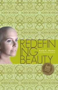 Cover of Redefining Beauty by Karla K. Moreton