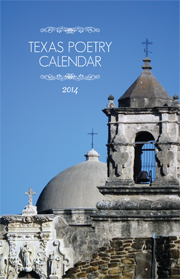 2014 Texas Poetry Calendar, cover image