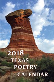 2018 Texas Poetry Calendar