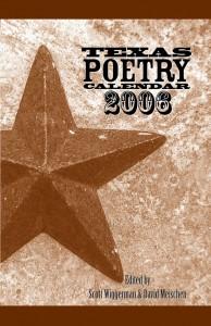 Texas Poetry Calendar 2006