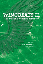 Cover Image, Wingbeats II: Exercises and Practice in Poetry