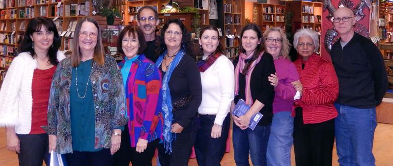 Poets Nikki Loftin, Judith Austin Mills, Barbara Lazar, Joe Blanda, Anjela Villareal Ratliff, Elizabeth Kropf, Carie Juettner, Debra L. Winegarten, Shubh Bala Schiesser, and Jerry Hamby.