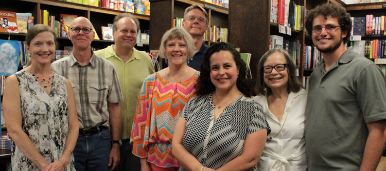 Laurie Kolp, Jerry Hamby, John Milkereit, Lynn Reynolds,Laurence Musgrove, Laura Pena, Trilla Pando, and Wade Martin