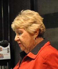 Reader Barbara Ann Carle