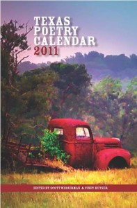 2011 Texas Poetry Calendar