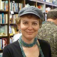 Poet Erica Lehrer