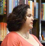 Reader Laura Peña