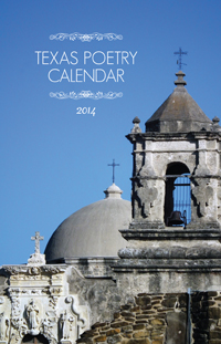 2014 Texas Poetry Calendar Cover