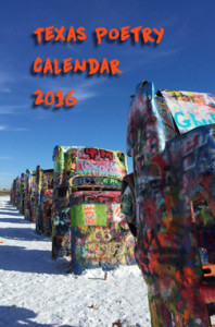 2016 Texas Poetry Calendar