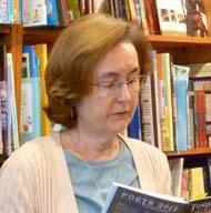Poet Patricia Spears Bigelow