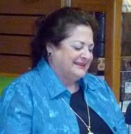 poet Claire Vogel Camargo