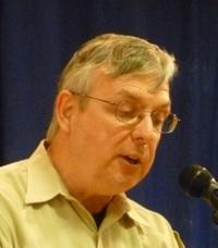 Poet Stan Crawford