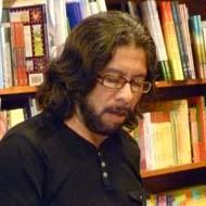 Poet Fernando Esteban Flores