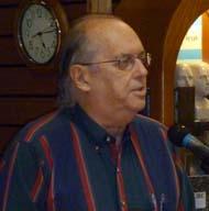 Poet Ralph Hausser