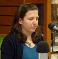 Poet Carie Juettner