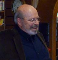 Poet Neil Meili