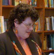 Poet Carol Coffee Reposa