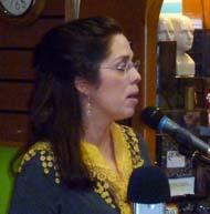 Poet Brenda Nettles Riojas
