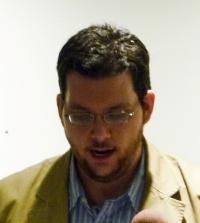 Reader Justin Robinson