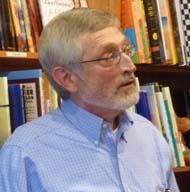 Poet Gary S. Rosin