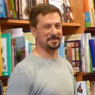 Poet Jeff Santosuosso