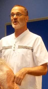 Wingbeats Presenter David Meischen