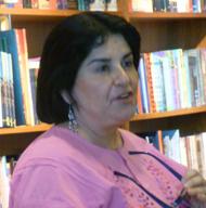 Poet Diane Gonzales Bertrand