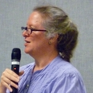 Poet Cathy Downs