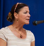 Poet Sue Bartel Foster