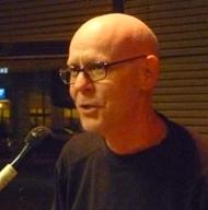 Poet Jerry Hamby
