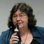 Poet Catherine L'Herisson