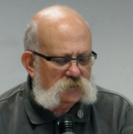 Poet Jim LaVilla-Havelin