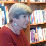 Poet Lianne Mercer