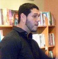 Poet Gerard Robledo