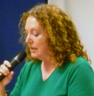 Poet Susan Rooke