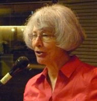 Poet Sandi Stromberg