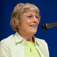 Poet Jill Wiggins