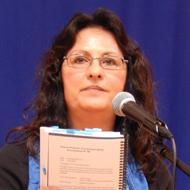 Poet Anjela Villareal Ratliff