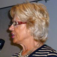 Poet Sandra Boike Cobb