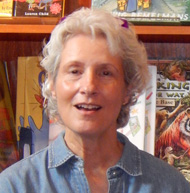 Poet Toni Heringer Falls