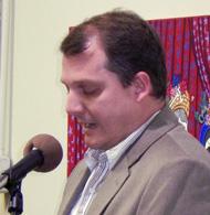 Poet J. Todd Hawkins