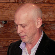 Poet Bruce McCandless