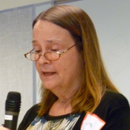 Poet Judith Austin Mills