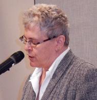 Poet Dora Robinson