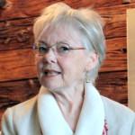 Poet Margie McCreless Roe