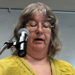 Poet Rie Sheridan Rose