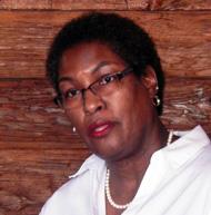 Poet Loretta Diane Walker