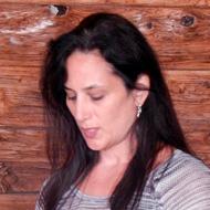 Poet Vanessa Zimmer-Powell