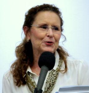 Poet Anne McCrady